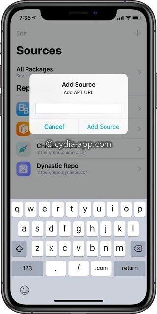 سيليو ريبو add_app_