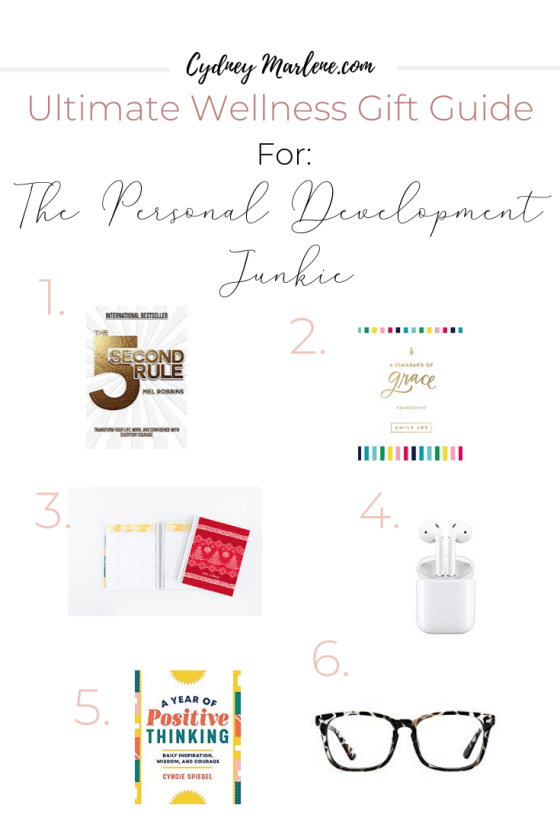 gift guide for the personal development junkie