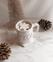 healthy collagen hot chocolate recipe
