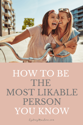 how to be the most likable person