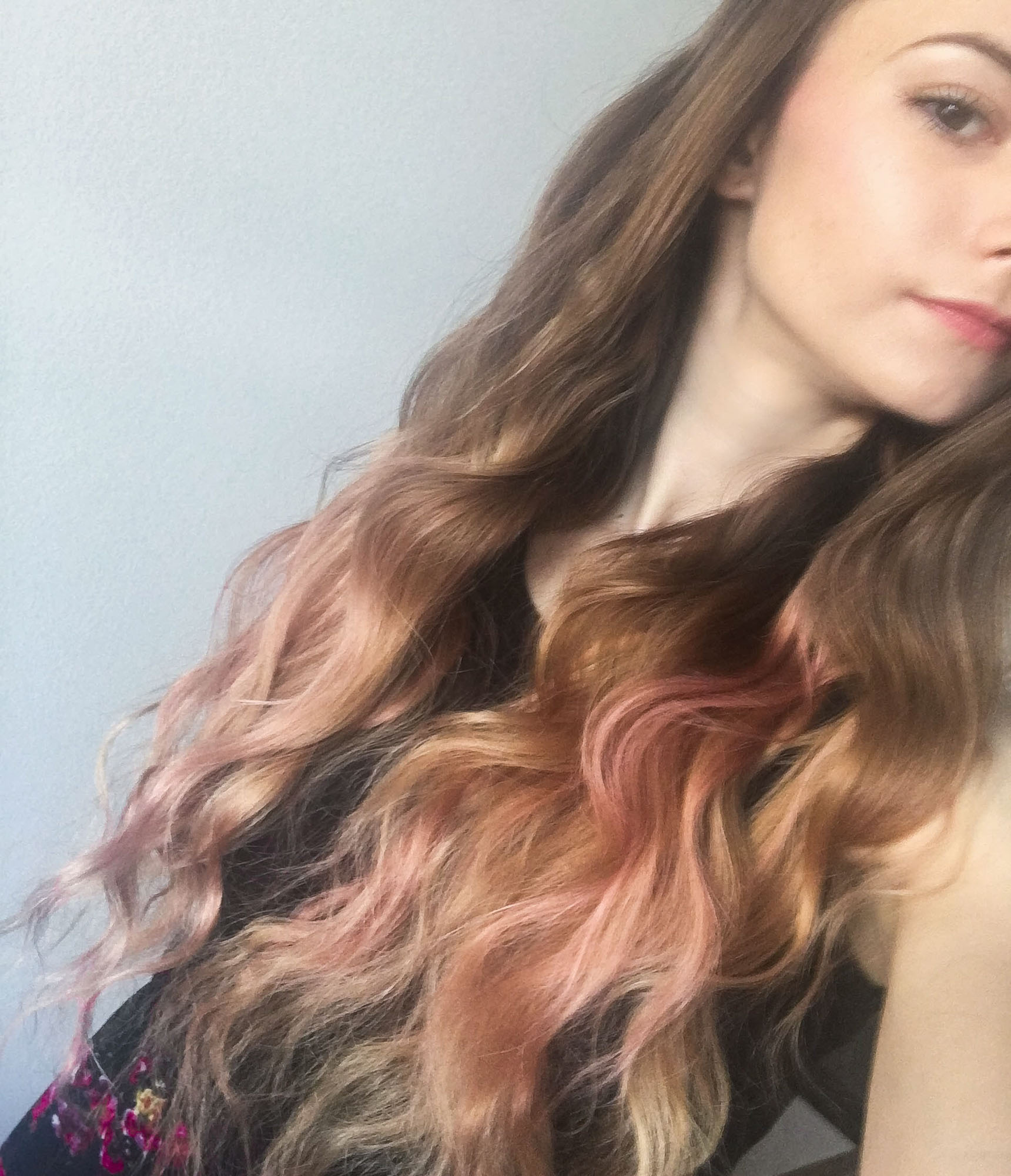 Loreal Colorista Dirty Pink L'oréal Colorista Washout Dirtypink Hair Dye Review