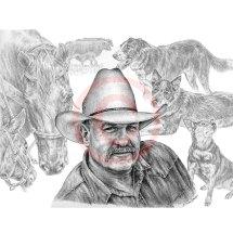 custom pencil drawings and portraits