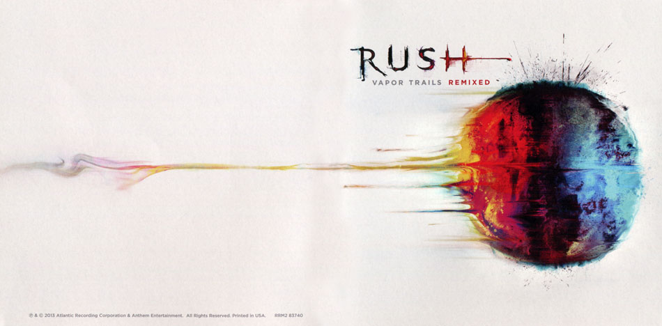 Rush Vapor Trails