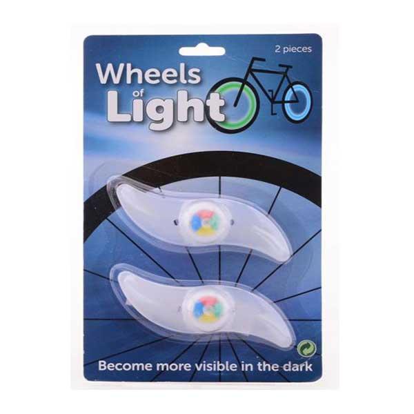 Lys til cykelhjul