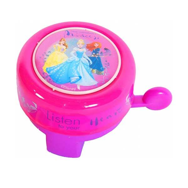Disney prinsesserne cykelklokke - ringeklokke til børn