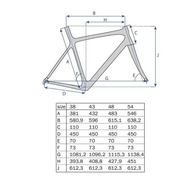 MTB shaped aluminiums ramme