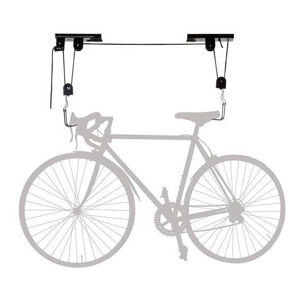 Cykelhejs med trækspil