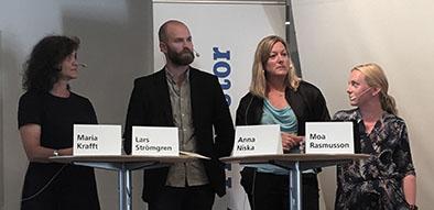 Almedalen_Anna_Niska foto_Eva-Mari Löfqvist