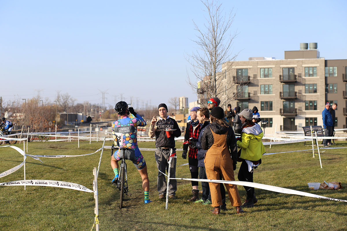 Chicago Cross Cup 2018