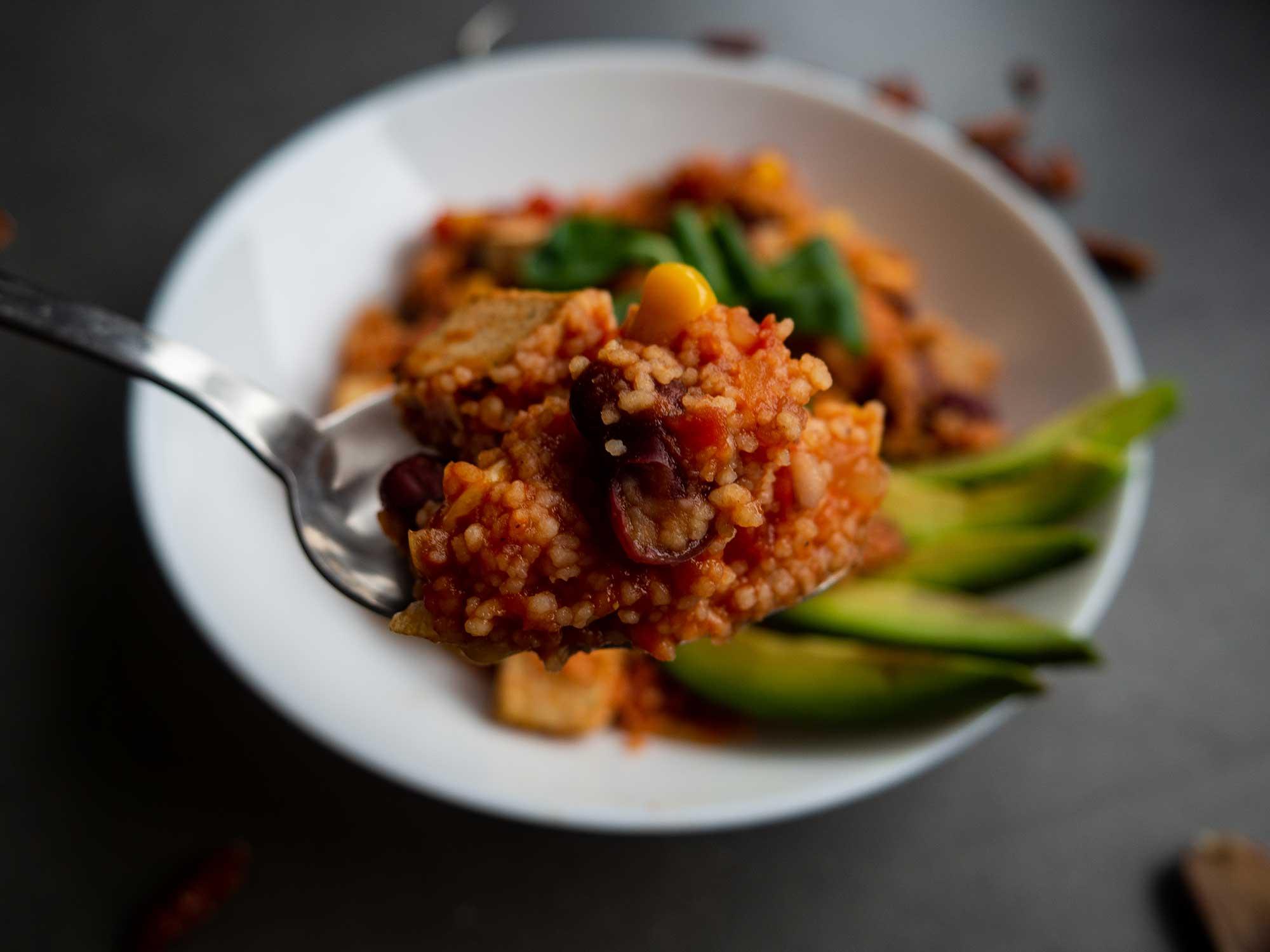 Mexican tofu - Kashotto