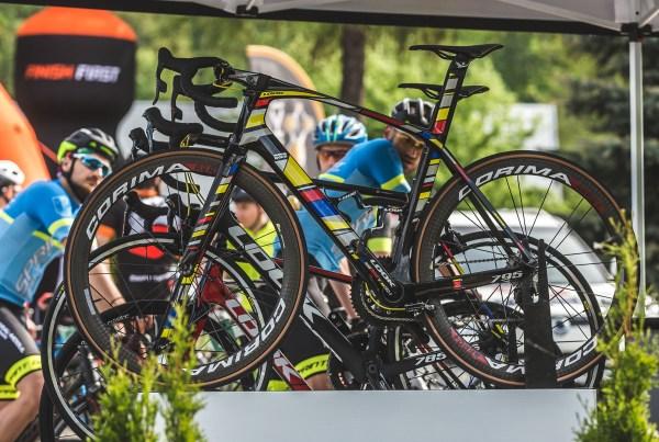 Cycling Cadence, Look Bike