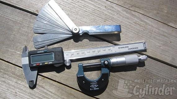 Forskellen mellem tykkeriet fra mikrometeret