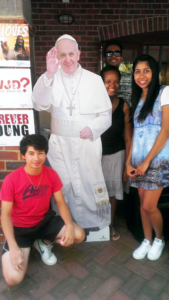 Curtin Catholic Community