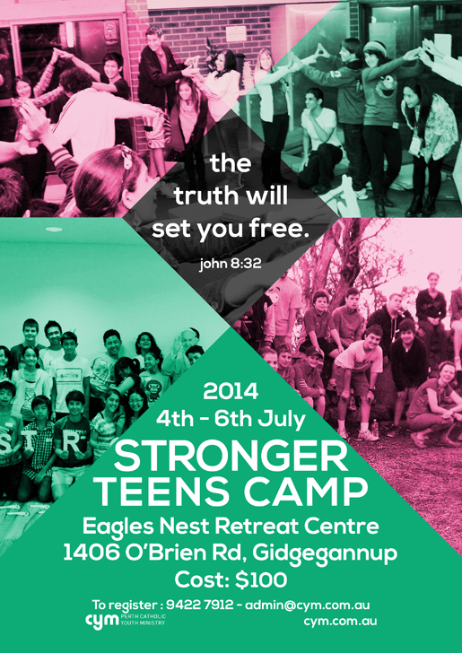 Stronger Teens Retreat 2014 (web)
