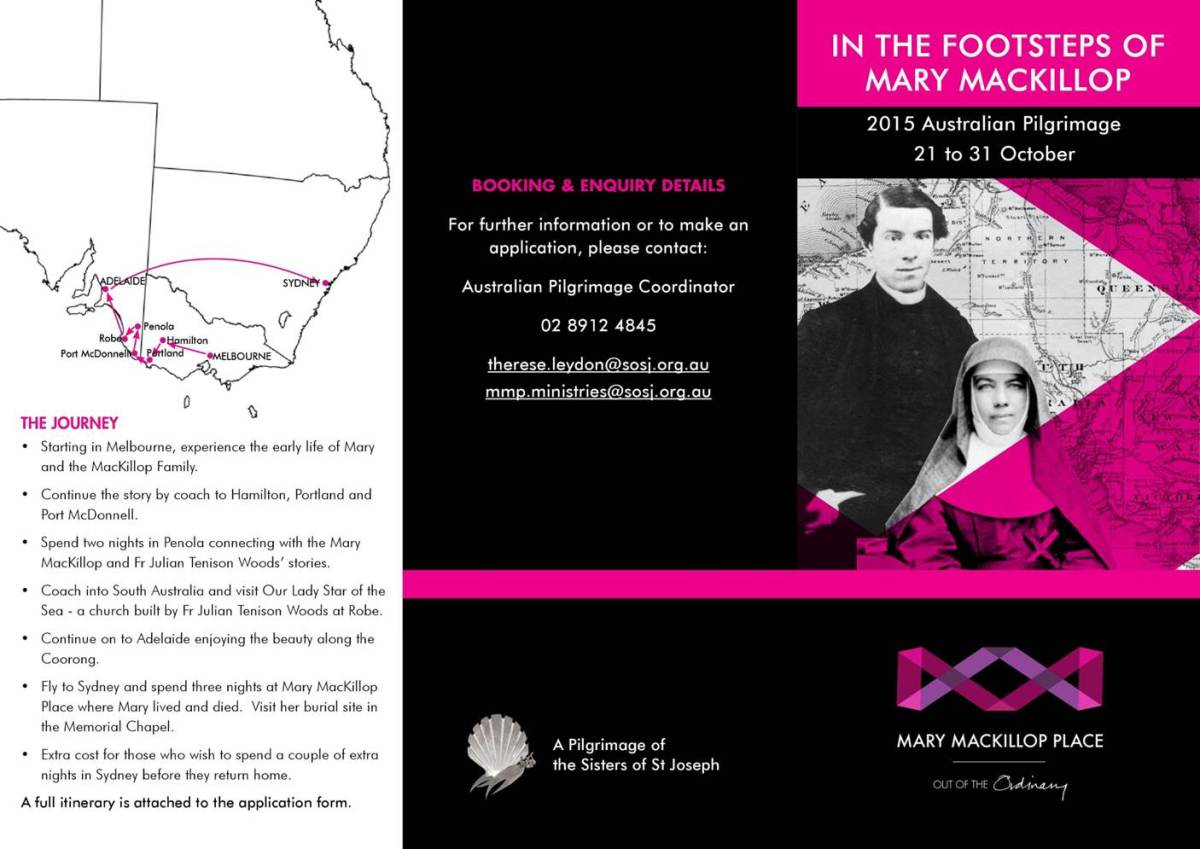 Footsteps of Mary MacKillop2