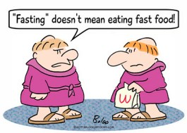 fasting_eating_fast_food_monks_1079795