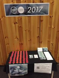 Summer School stand 2017 January 24 2017