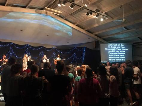 singing together with God January 24 2017