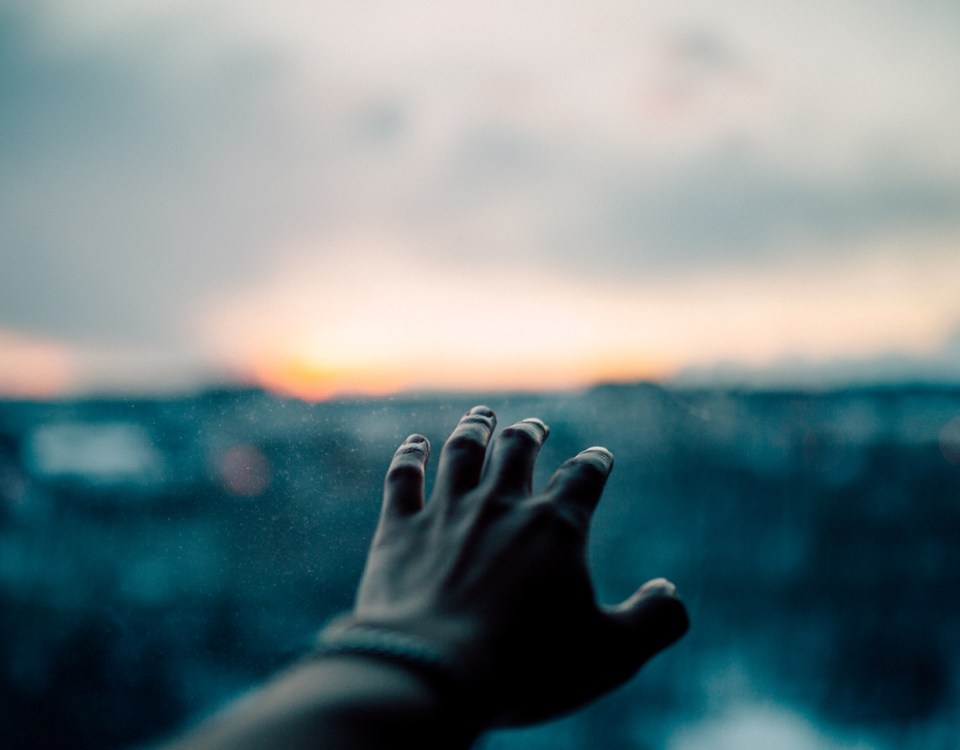Reaching out to God