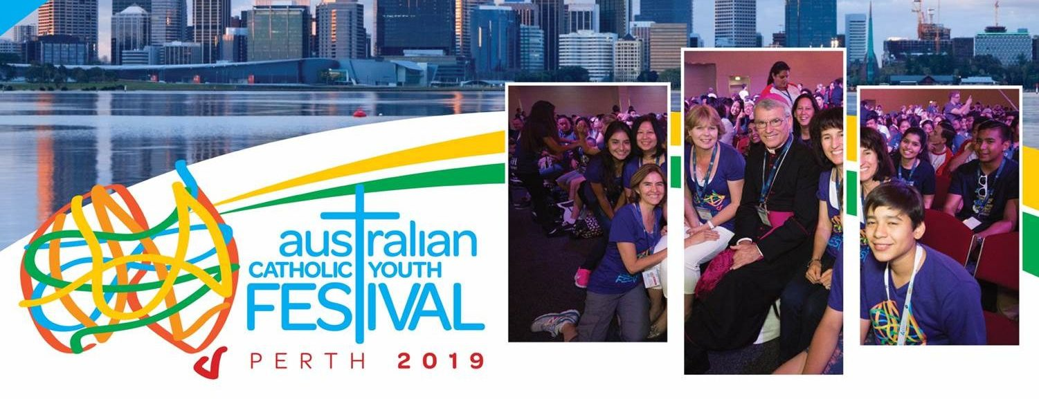 Australian Catholic Youth Festival 2019 Perth