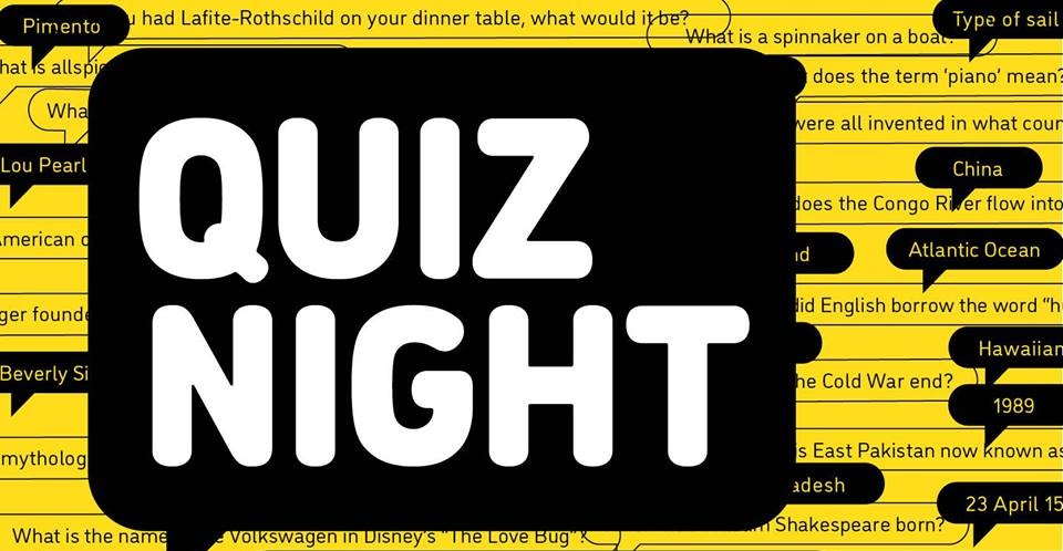 ALIVE Quiz Night
