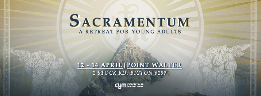 Sacramentum - A retreat for young adults