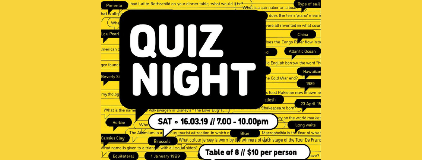 ALIVE Youth Quiz Night