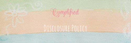 cymplified disclosure policy
