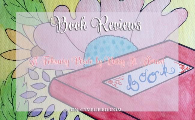 book reviews a february bride