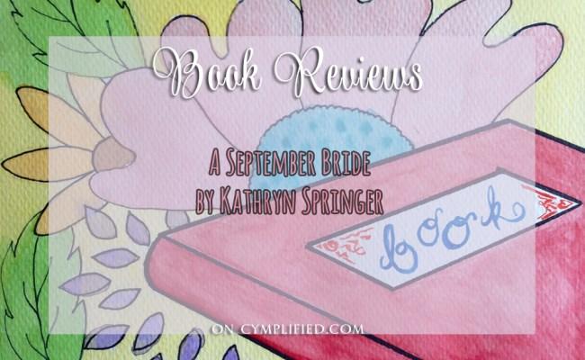 a september bride book review