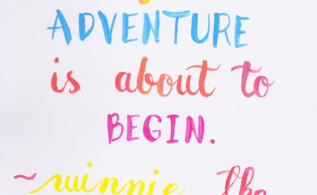 9 tips for 9 months winnie the pooh quote