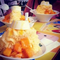 Ice Magic - Mango Shaved Ice