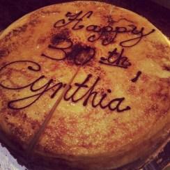 Lady M Crepe Cake