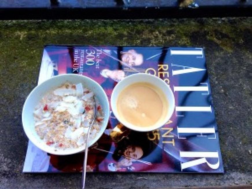 breakfast happy cyncity cyntra