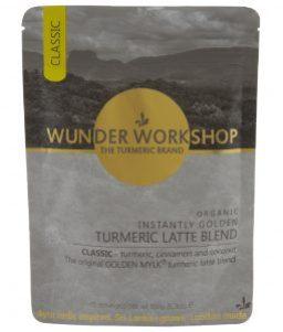Turmeric Latte CynCity