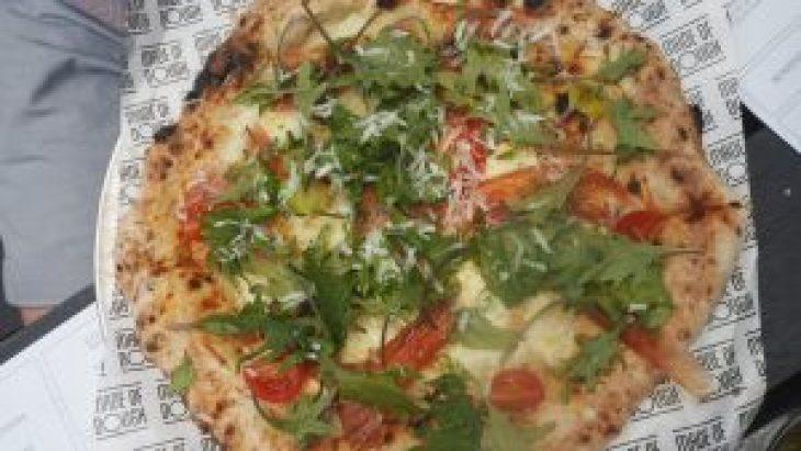 Serrano Pizza Made of Dough Peckham Cyntra Charlesworth Cyncity