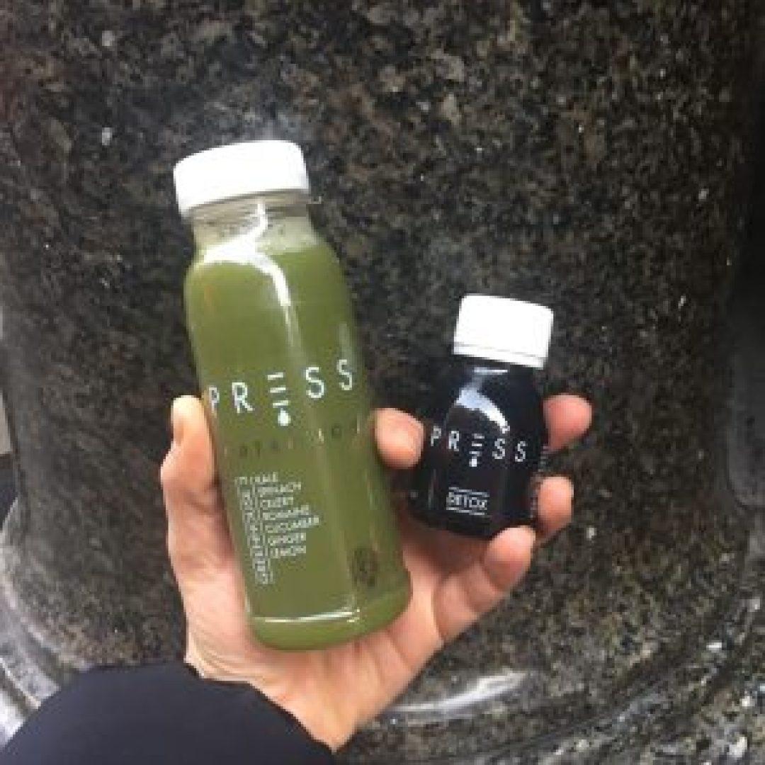 Press Juice Cleanse CynCity Cyntra