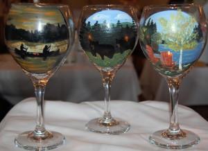 Adirondack Wine Glasses