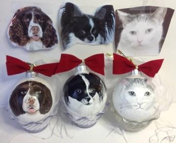 Custom Pet Ornaments