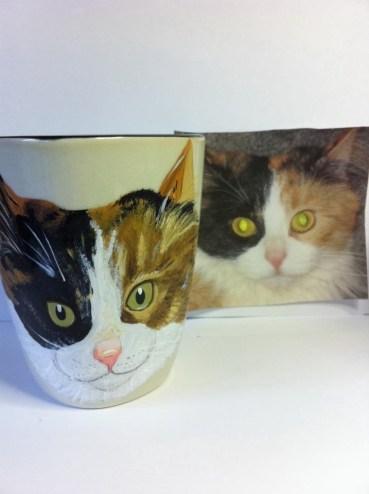 Custom Cat Mug