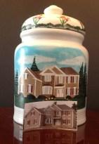 House Cooke Jar