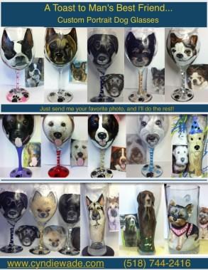 Custom Pet Glasses