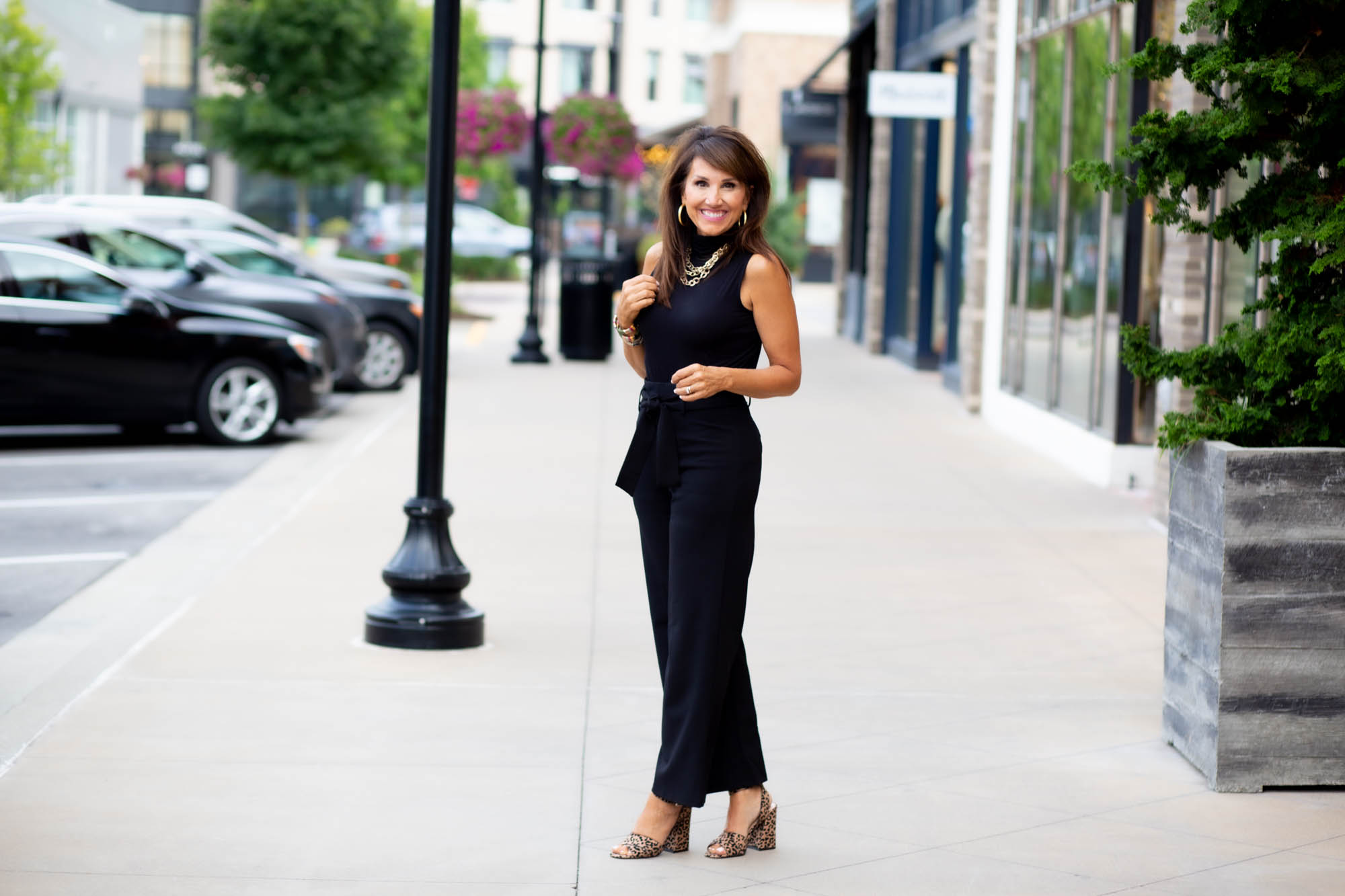 How To Style A Monochromatic Outfit