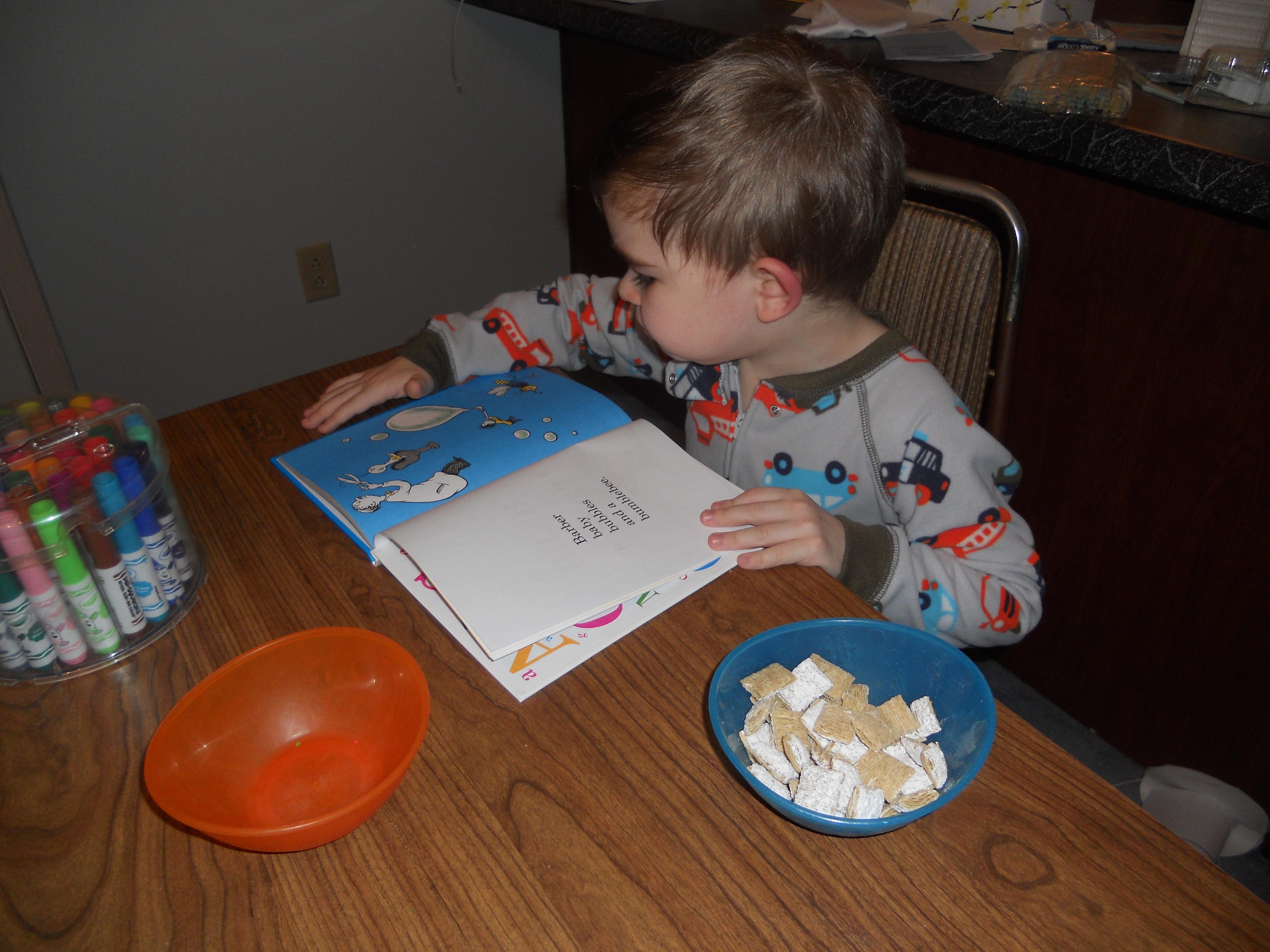 Sunday Slideshow Dr Seuss Preschool Family Fun Night