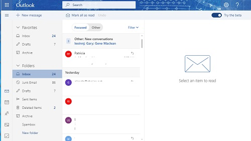 outlook-beta