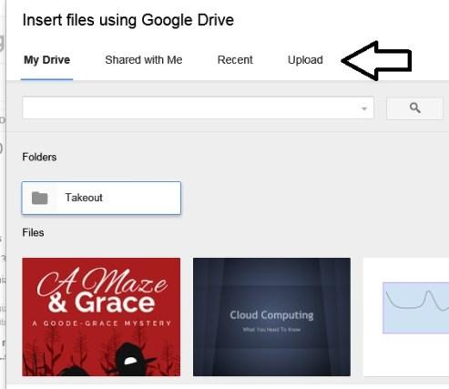 insert-message-using-drive-upload.jpg