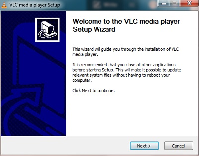 vlc-install-wizard