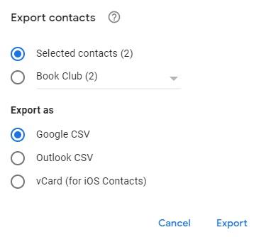 choose-how-toexport
