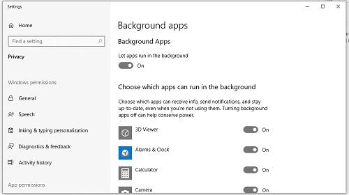background-apps-window