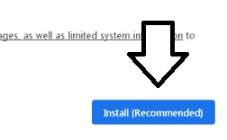 security-certificate-recommended